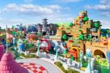 ユニバーサル・スタジオ・ジャパン『SUPER NINTENDO WORLD』2021年2月にグランドオープン決定 (C)Nintendo