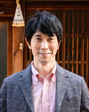 佐々木蔵之介=ABCテレビ・テレビ神奈川の連続ドラマ『ミヤコが京都にやって来た!』(C)ABCテレビ