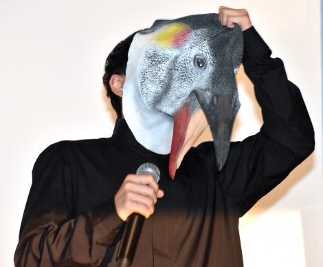 映画『タロウのバカ』完成披露上映会に出席した仲野太賀 (C)ORICON NewS inc.