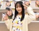 1st写真集『檸檬の季節』ヒット記念イベント後の囲み取材に出席したSTU48・石田千穂 (C)ORICON NewS inc.