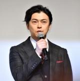 映画『サイレント・トーキョー』公開直前渋谷ジャックイベントに出席した勝地涼 (C)ORICON NewS inc.