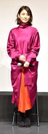 映画『サイレント・トーキョー』公開直前渋谷ジャックイベントに出席した石田ゆり子 (C)ORICON NewS inc.
