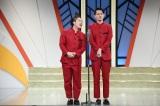 『よしもと漫才劇場』6周年記念会見に出席したコウテイ