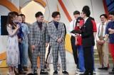 『よしもと漫才劇場』6周年記念会見に出席したニューヨーク
