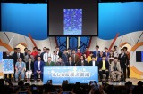 『よしもと漫才劇場』6周年記念会見の模様