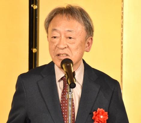 『第67回菊池寛賞』贈呈式に出席した池上彰 (C)ORICON NewS inc.