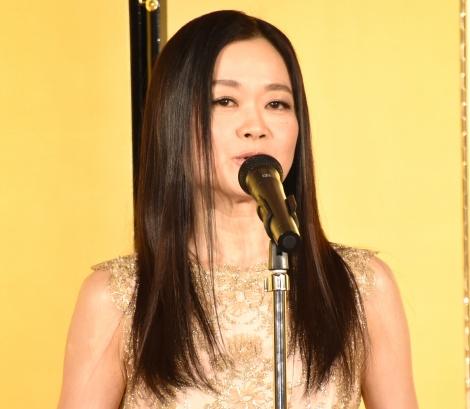 『第67回菊池寛賞』贈呈式に出席した吉田都 (C)ORICON NewS inc.