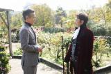 10日放送の木曜劇場『ルパンの娘』に出演する(左から)渡部篤郎、市村正親(C)フジテレビ