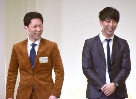 『M-1グランプリ2020』決勝に進出するニューヨーク (C)ORICON NewS inc.