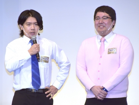 『M-1グランプリ2020』決勝に進出するマヂカルラブリー (C)ORICON NewS inc.