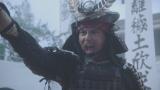ドラマパートの徳川家康(宍戸開)=NHK・BSプレミアムで12月19日放送、『決戦!関ケ原 空からスクープ 幻の巨大山城』 (C)NHK