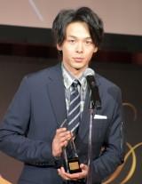 『第49回 ベストドレッサー賞』の授賞式に出席した中村倫也 (C)ORICON NewS inc.