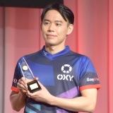 『第49回 ベストドレッサー賞』のスポーツ部門を受賞したプロeスポーツ選手のときど (C)ORICON NewS inc.