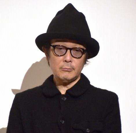映画『夏、至るころ』公開記念舞台あいさつに登壇したリリー・フランキー (C)ORICON NewS inc.