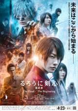 映画『るろ剣』新公開日決定