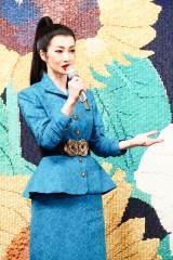 舞台『両国花錦闘士』公開ゲネプロに参加したりょう 撮影:田中亜紀