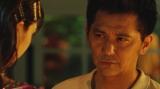 閻魔堂で沙羅から「最後の事件の犯人はえん罪」と聞かされる(C)NHK