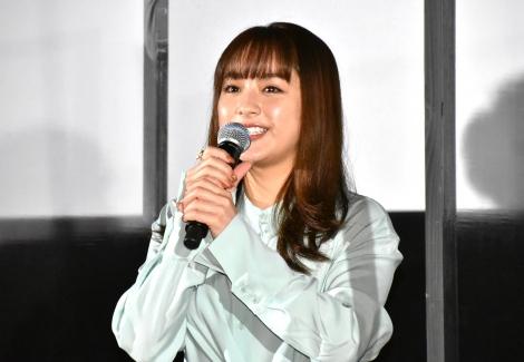 映画『10万分の1』大ヒット舞台あいさつに登壇した平祐奈 (C)ORICON NewS inc.