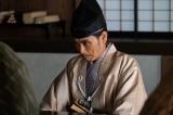 摂津晴門(片岡鶴太郎)=大河ドラマ『麒麟がくる』第35回(12月6日放送)より(C)NHK