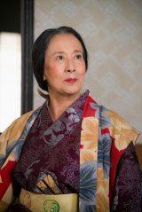 秀吉の母・なか(銀粉蝶)=大河ドラマ『麒麟がくる』第35回(12月6日放送)より(C)NHK