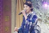 『日本作詩大賞』市川由紀乃が歌唱
