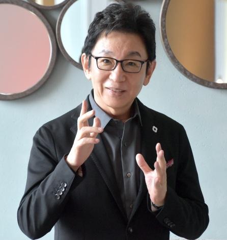 6年ぶりの『トーキングブルース』を無観客配信で開催する古舘伊知郎 (C)ORICON NewS inc.