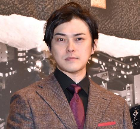映画『サイレント・トーキョー』の初日舞台あいさつに出席した勝地涼 (C)ORICON NewS inc.