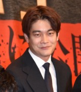 映画『サイレント・トーキョー』の初日舞台あいさつに出席した井之脇海 (C)ORICON NewS inc.