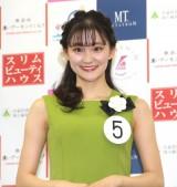 『第53回ミス日本コンテスト2020』ファイナリストの加藤早和さん (C)ORICON NewS inc.
