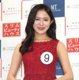 『第53回ミス日本コンテスト2020』ファイナリストの原田佳代子さん (C)ORICON NewS inc.