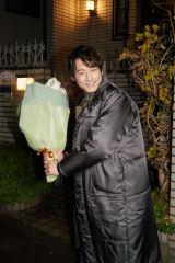 『35歳の少女』をクランクアップした坂口健太郎 (C)日本テレビ