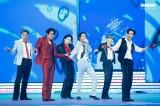 最先端の技術を駆使したパフォーマンスも=『2020 Mnet ASIAN MUSIC AWARDS』より(C) CJ ENM Co., Ltd, All Rights Reserved.