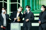 BTS=『2020 Mnet ASIAN MUSIC AWARDS』より(C) CJ ENM Co., Ltd, All Rights Reserved.