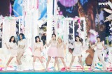 『2020 Mnet ASIAN MUSIC AWARDS』に登場したOHMYGIRL(C) CJ ENM Co., Ltd, All Rights Reserved.
