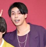2ndアルバム「vacaTion」リリース&ワンマンライブ発表記者会見に出席したTFG・桜庭大翔 (C)ORICON NewS inc.