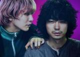 映画『キャラクター』来年6月公開決定 Fukase(左)と菅田将暉(C)2021映画「キャラクター」製作委員会