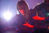 『欅坂46 THE LAST LIVE』初日に「不協和音」のセンターを務めたキャプテンの菅井友香 Photo by 上山陽介
