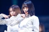櫻坂46 1stシングル「Nobody's fault」センターの森田ひかる Photo by 上山陽介