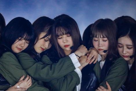 『欅坂46 THE LAST LIVE』初日より Photo by 上山陽介