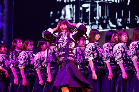 『欅坂46 THE LAST LIVE』最終日より Photo by 上山陽介