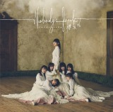櫻坂46 1stシングル「Nobody's fault」通常盤