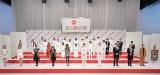 NHK『第71回紅白歌合戦』出場者会見より(C)NHK