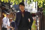 """仁科真喜生(仲村トオル)は、古都税騒動を機に""""京都の怪商""""とも呼ばれ、名を馳せていた (C)WOWOW"""