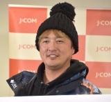 チャンネル銀河『純烈ドタバタキャンプ!2』制作発表会に出席した純烈・酒井一圭 (C)ORICON NewS inc.