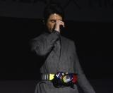 『劇場版 仮面ライダーゼロワン REAL×TIME』完成報告会に出席した伊藤英明 (C)ORICON NewS inc.