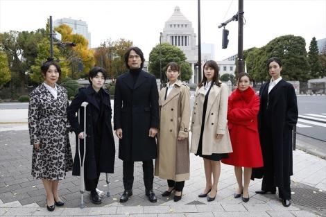 木曜ドラマ『七人の秘書』最終回で番組最高視聴率を更新 (C)テレビ朝日