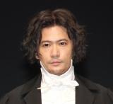 ウィッグをかぶるも地毛と間違えられたことを明かした稲垣吾郎 (C)ORICON NewS inc.