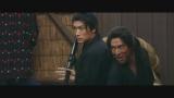 映画『天外者』で五代友厚を演じた三浦春馬さん(左)と坂本龍馬を演じた三浦翔平(右)(C)2020 「五代友厚」製作委員会
