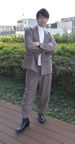 仮面ライダーエスパーダ役が消滅したシーンへの思いを語った青木瞭 (C)ORICON NewS inc.
