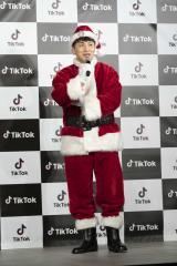 TikTokの『TikTok #クリぼっち 発表会』にゲストとして参加したアンジャッシュ・児嶋一哉
